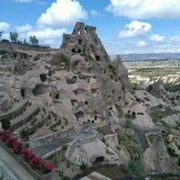 Photo taken at Argos In Cappadocia by Ahmet G. on 5/24/2016