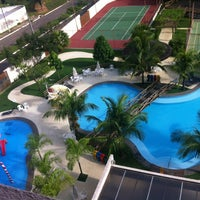 Photo taken at Best Western Suítes Le Jardin by Walquiria M. on 3/18/2013