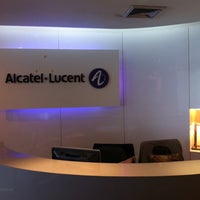 Photo taken at Alcatel-Lucent by Pao P. on 10/15/2013