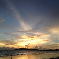 Photo taken at Andaman Sea by Darya Y. on 10/5/2012