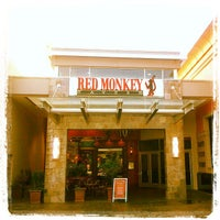 Photo taken at Red Monkey Tavern by Russ T. on 5/8/2013
