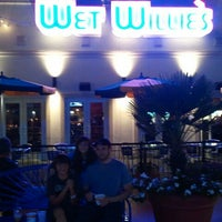 Photo taken at Wet Willie's by Wendy F. on 9/27/2012
