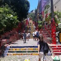 Photo taken at Lapa by Carlos E. on 12/19/2012