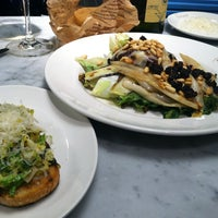 "Photo taken at Le Verdure @ Eataly by ""Yes W. on 12/26/2012"