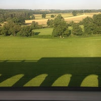 Photo taken at Ouse Valley Viaduct | Balcombe Viaduct by Andy M. on 7/10/2013