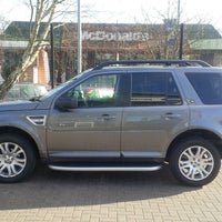 Photo taken at Listers Land Rover Solihull by NiNa! on 2/27/2015