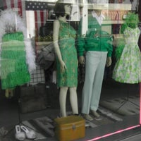 Photo taken at Iguana Vintage Clothing by Katy K. on 3/3/2013