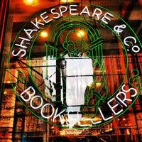 Photo taken at Shakespeare & Co by Jon M. on 10/19/2013