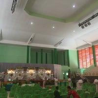 Photo taken at Universitas Islam Riau (UIR) by Damen P. on 2/6/2016