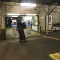 Photo taken at Yōkaichiba Station by Kaname T. on 9/16/2016