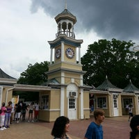 Photo taken at Six Flags Great Adventure by LaKasha L. on 7/27/2013
