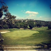 Photo taken at Club de Campo Villa de Madrid by Pepe A. on 6/11/2013