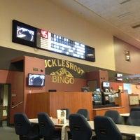 Photo taken at Muckleshoot Bingo by Shawn N. on 10/28/2013