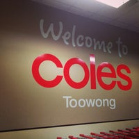 Photo taken at Coles by Kian Wee T. on 7/17/2014