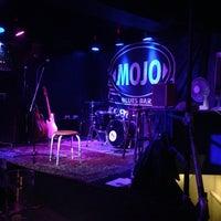 Photo taken at Mojo Blues Bar by Tony T. on 8/25/2014