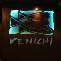 Photo taken at Kenichi by laurent b. on 3/10/2013