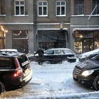 Photo taken at Mornington Hotel Stockholm City by Documentally on 12/5/2012