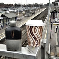 Photo taken at St Neots Railway Station (SNO) by Documentally on 12/13/2012