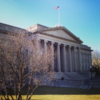 Photo taken at US Department of the Treasury by Whiplus W. on 1/11/2013
