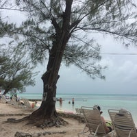 Photo taken at The Wreck Bar - Rum Point by Debra O. on 6/5/2016