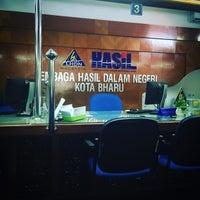 Photo taken at Lembaga Hasil Dalam Negeri (LHDN) by Zulhariz Z. on 2/10/2016