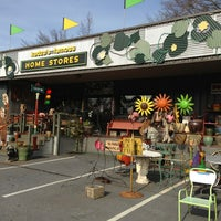 Photo taken at Kudzu Antiques by Alison H. on 12/27/2012