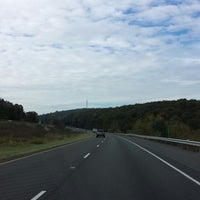 Photo taken at Interstate 81 by Jane E. on 10/16/2013