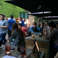 Photo taken at Strongroom Bar by Felicity B. on 6/7/2014