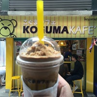 Photo taken at KOGUMA KAFE' by Watcharin S. on 8/19/2016