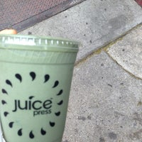 Photo taken at juice press by Sara R. on 5/28/2013