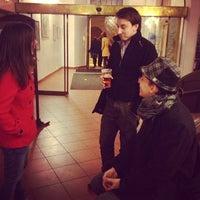 Photo taken at HOTEL GUSTAV MAHLER by avtoportret on 10/28/2012