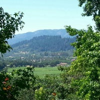 Photo taken at Rombauer Vineyards by Andrew F. on 7/7/2012
