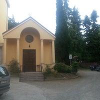 Photo taken at Teatro delle Celebrazioni by toni s. on 6/5/2014