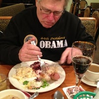 Photo taken at Cafe Mozart by Hank R. on 1/22/2013