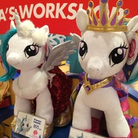 Photo taken at Build-A-Bear Workshop by Fai A. on 11/29/2014