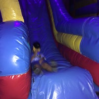 Photo taken at Pump It Up by Christopher S. on 7/31/2016