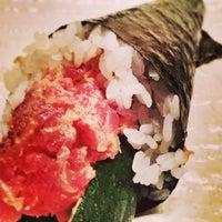 Photo taken at Masu Sushi by Bradley W. on 4/13/2013
