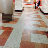 Photo taken at Metro =B= Anděl by Barbora V. on 6/13/2016