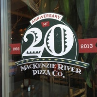 Photo taken at MacKenzie River Pizza Co. by Leigh B. on 8/6/2013