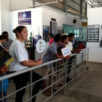 Photo taken at Redang Island Airport (RDN) by LihHoe I. on 6/28/2013