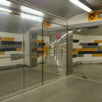 Photo taken at Metro =B= Anděl by Tereza on 8/31/2016