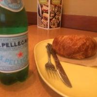 Photo taken at Panera Bread by Desarae V. on 2/20/2014