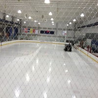 Photo taken at Kettler Capitals Iceplex by Diann B. on 11/7/2012