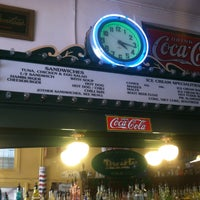 Photo taken at MacAlpine's Soda Fountain by Jesse L. on 5/4/2013
