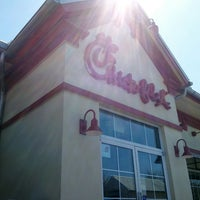 Photo taken at Chick-fil-A Celebration by Luis G. on 3/26/2013