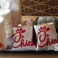 Photo taken at Chick-fil-A Celebration by Luis G. on 6/15/2013