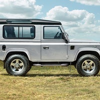 Photo taken at Listers Land Rover Solihull by Yext Y. on 10/7/2016