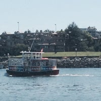 Photo taken at Aquabus Hornby St. Dock by Kathleen F. on 7/10/2014