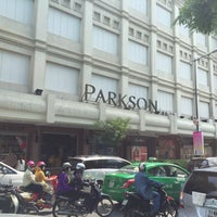Photo taken at Parkson Saigon Tourist by Ted on 11/27/2015