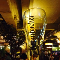 Photo taken at 비어할레 / Bier Halle by 현주 허. on 9/4/2014